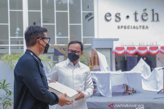 Wali Kota Bogor puji Esteh Indonesia buka cabang dan lowongan kerja