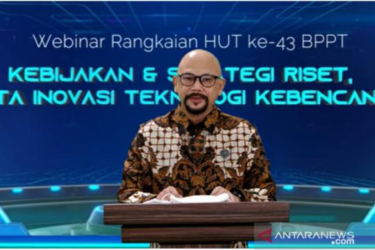 BPPT: Strategi inovasi teknologi wujudkan Indonesia tangguh bencana