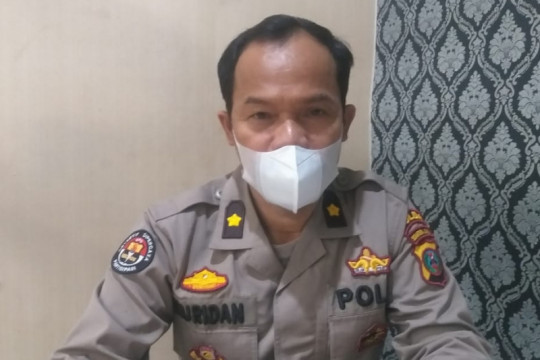 Pelaku penembakan oknum polisi ditahan di Deli Serdang