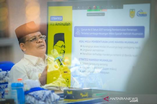 Pemko Banda Aceh telah kucurkan pembiayaan Rp23 miliar untuk UMKM