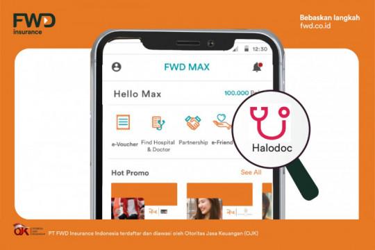 FWD Insurance rangkul Halodoc tingkatkan layanan konsultasi daring