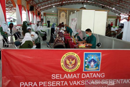Vaksinasi COVID-19 program BIN sasar ribuan santri Ponpes Pandanaran