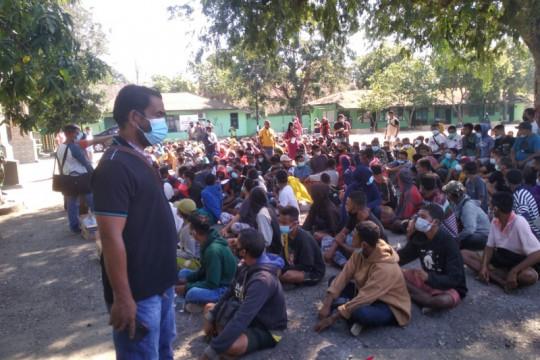 Jumlah pelintas batas ilegal Timor Leste yang dideportasi bertambah