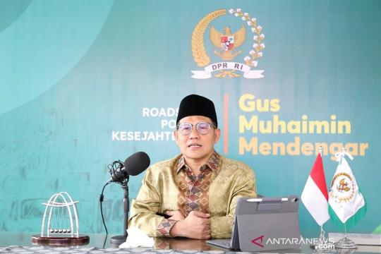 """Muhaimin kenalkan """"politik kesejahteraan"""" kepada masyarakat Sulsel"""