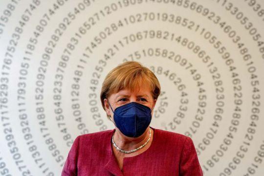 Merkel janji Jerman tetap berkomitmen pada Israel