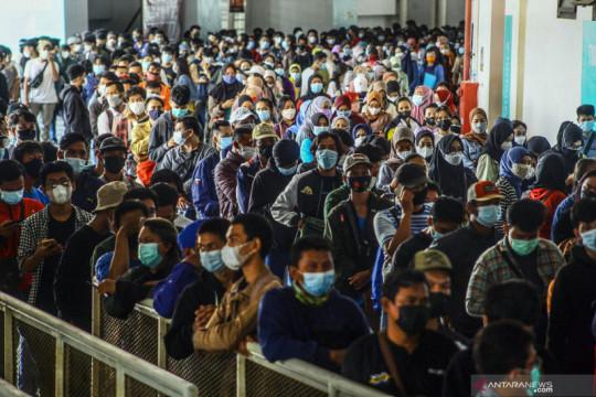 Indonesia masuk ke 10 besar negara terbanyak vaksinasi COVID-19 di dunia