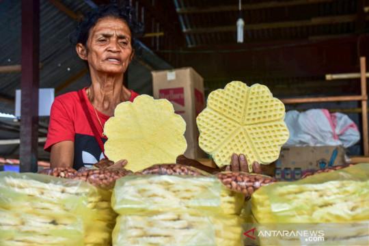 Sagu Baba, makanan khas Kepulauan Tanimbar
