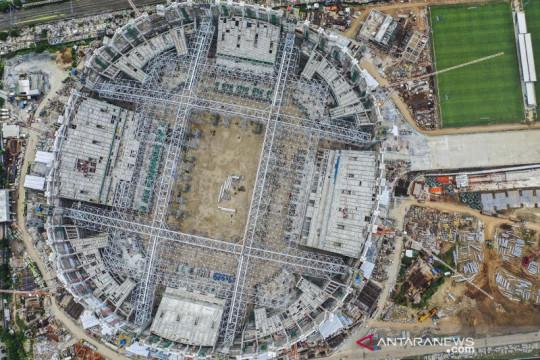 WIKA ungkap JIS akan jadi stadion berteknologi tinggi