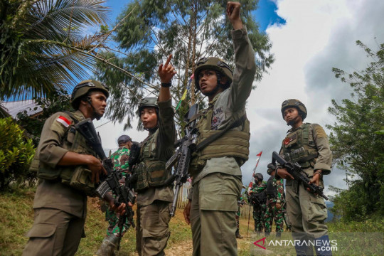 TNI dan Polri terus kejar DPO teroris Poso
