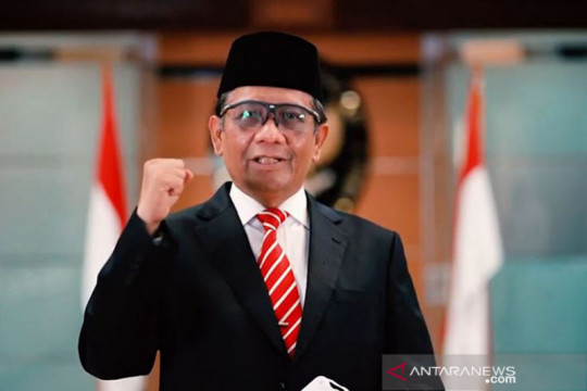 Mahfud sebut pentingnya keanggotaan Indonesia di FATF