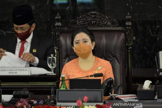 DPR gelar Rapat Paripurna bahas RUU APBN 2022