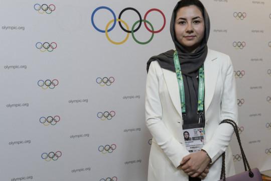 Anggota IOC Afghanistan minta bantuan AS evakuasi atlet putri