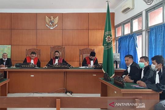 Delapan terdakwa pemilik 201 kilogram narkoba lolos dari hukuman mati