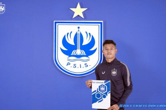 PSIS rekrut eks pemain Bali United