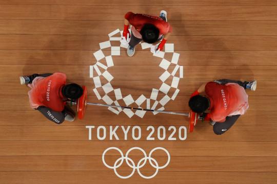 Angkat besi terancam dicoret di Olimpiade, petinggi IWF didesak mundur