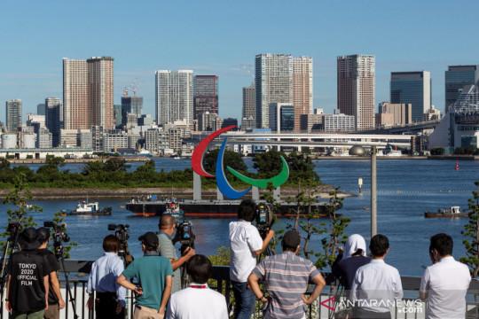 Kirab obor Paralimpiade dimulai di Tokyo