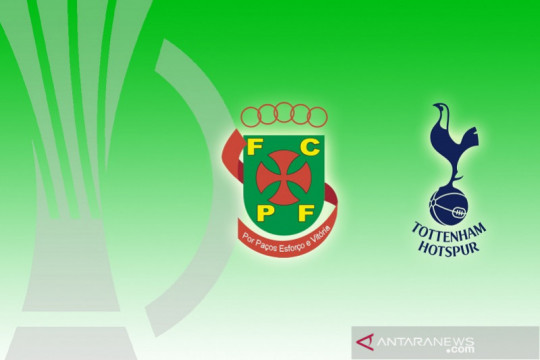 Tottenham takluk dari Pacos dalam leg pertama playoff Liga Conference