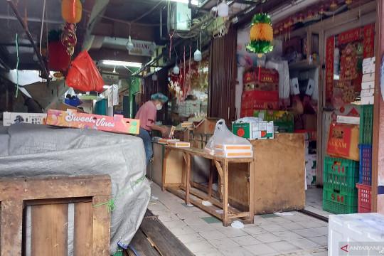 Jakpro fasilitasi pedagang Pasar Muara Karang vaksin hingga dosis dua