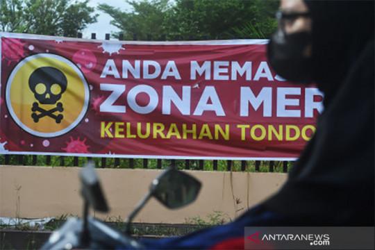 Pemkot Palu terapkan lagi karantina wilayah dua kelurahan