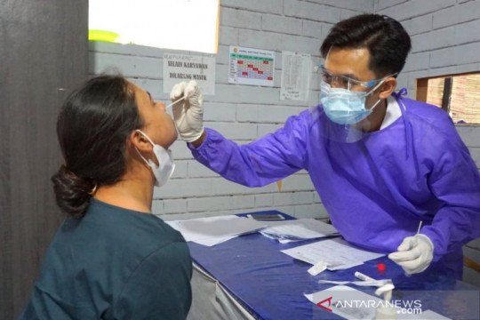 Citilink perluas layanan tes PCR dan antigen di Lampung