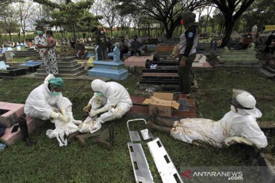 Kasus kematian akibat COVID-19 di Kota Cirebon meningkat
