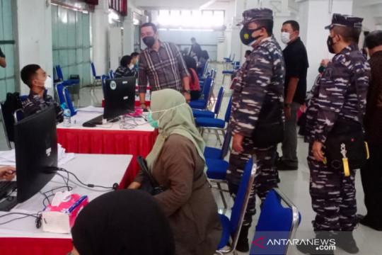 IPDN-TNI AL alokasikan 15 ribu dosis vaksin untuk masyarakat Sumedang