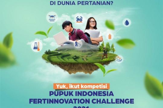 Pupuk Indonesia gelar kompetisi riset pertanian berhadiah ratusan juta rupiah
