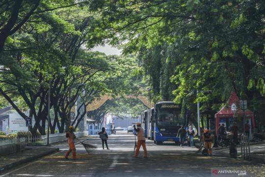 Jakarta sepekan, keluar zona merah COVID hingga diskon pajak