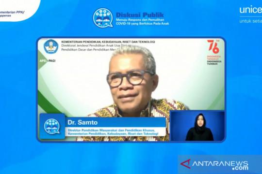 Kemendikbudristek ungkap kondisi pendidikan Indonesia saat pandemi