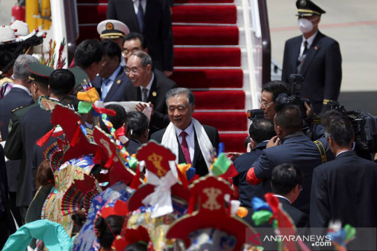 China: Tibet akan makmur bersama Partai Komunis