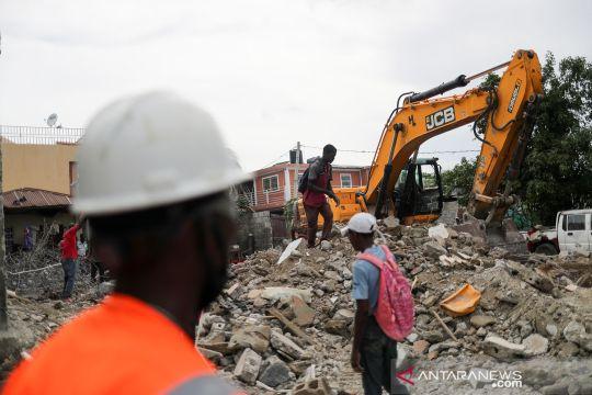Korban gempa di Haiti tembus 2.000 jiwa