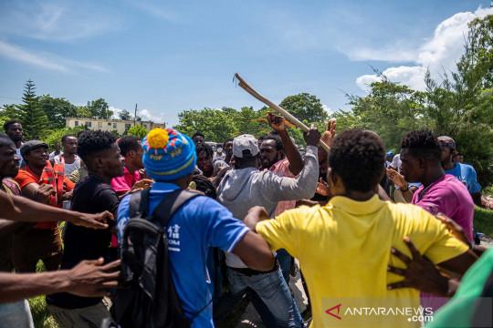 Pascagempa 7,2 M, situasi Haiti terus memburuk