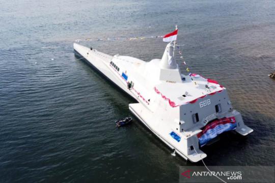 "Kasal luncurkan kapal cepat rudal ""KRI Golok-688"" di Banyuwangi"