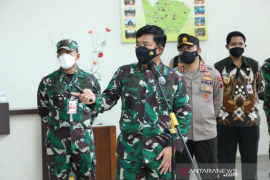 Panglima TNI ingatkan pelacakan secara masif perlu dilakukan di Klaten