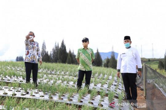 Kemnaker kembangkan kejuruan pariwisata di Solok