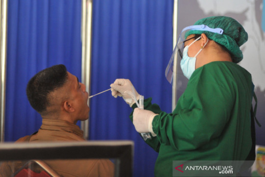 Tarif layanan tes PCR di Bandara Ngurah Rai turun