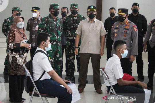 "Kasus masih tinggi, Panglima TNI: Percepat ""tracing"" di Kulon Progo"