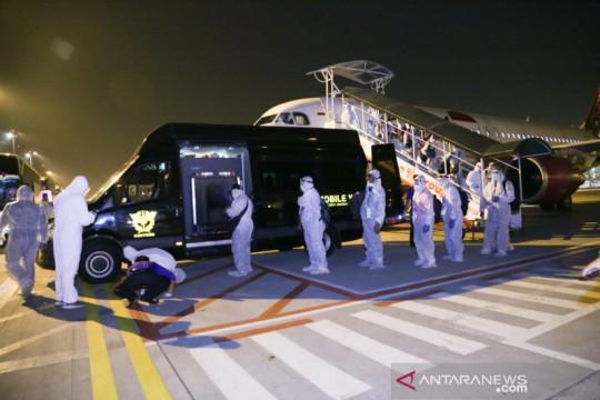 Pemerintah pulangkan 129 pekerja migran yang terlantar di Taiwan