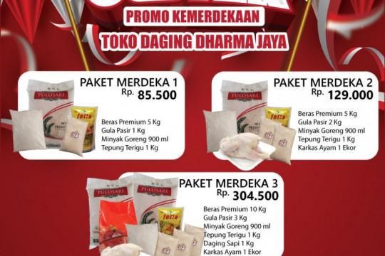 PD Dharma Jaya gelar promo produk hewani dan sembako hingga 31 Agustus