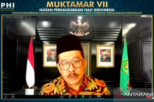 Wamenag: Haji mesti jadi katalisator dan bagian pembangunan masyarakat