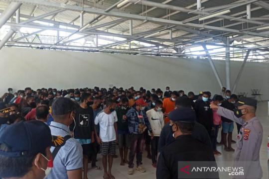 Imigrasi Atambua deportasi 164 pelintas ilegal Timor Leste