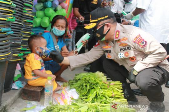 Budaya gotong royong di Kupang, bangkitkan semangat lawan COVID-19