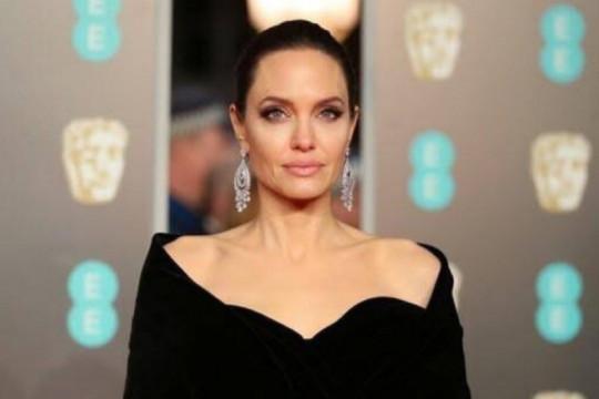 Angelina Jolie bertengkar dengan Brad Pitt gara-gara Harvey Weinstein