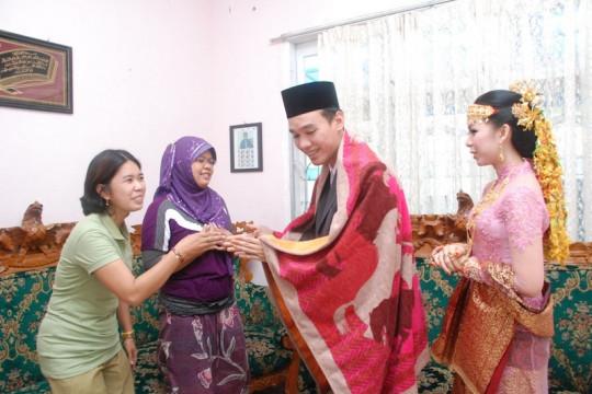 Perkawinan Mabang Handak jadi warisan budaya tak benda