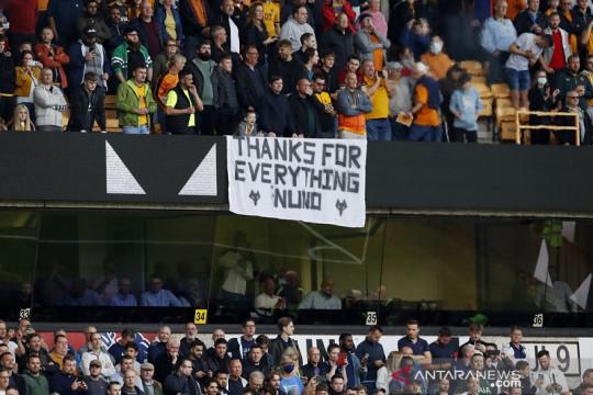 Nuno Espirito Santo bimbing Tottenham menang di markas mantan timnya