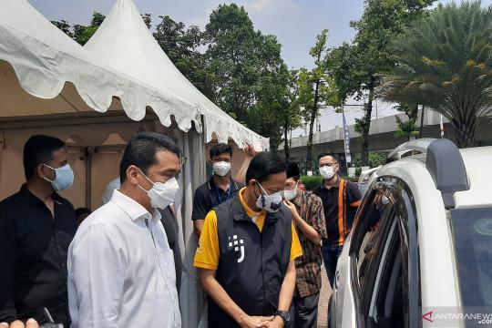"""""""BOR"""" rumah sakit Jakarta kini 23 persen"""