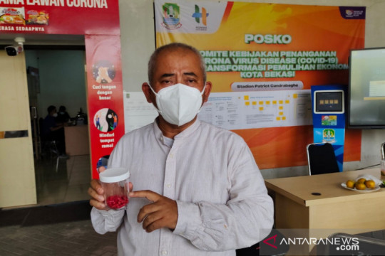 Kota Bekasi terima alokasi vaksin COVID-19 Pfizer