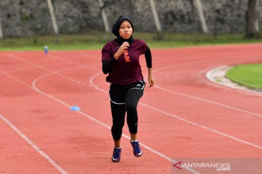 Karisma Evi mengaku tegang bersaing di final lari 100m Paralimpiade