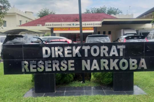 Kurir narkoba bawa 13 kg sabu ditahan di Polda Sumut