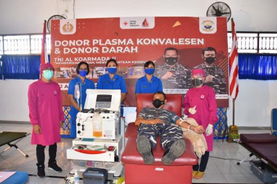 PMI Bali: Permintaan plasma konvalesen di Bali masih tinggi